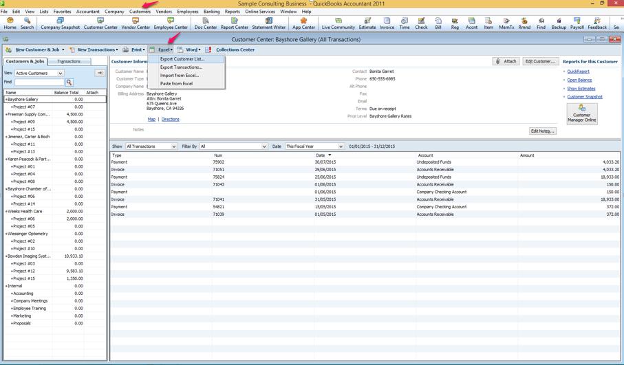 QuickBooks Desktop VWork Support - Import iif file into quickbooks