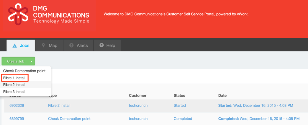 Using The Customer Portal Basics Vwork Support